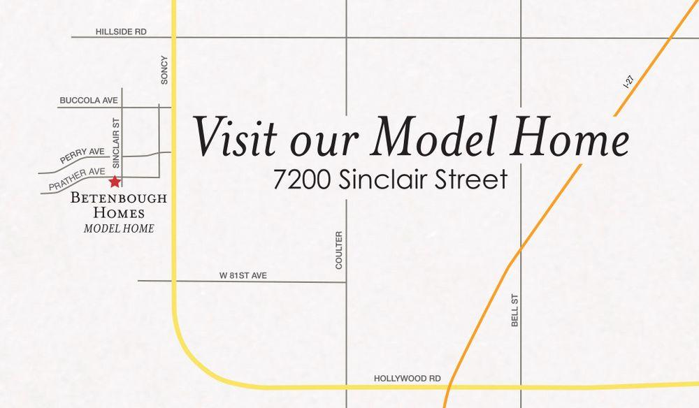 Amarillo Model Home