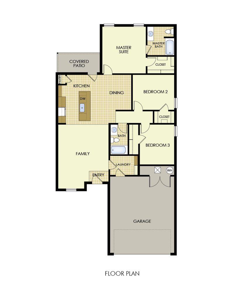Brenna Floor Plan