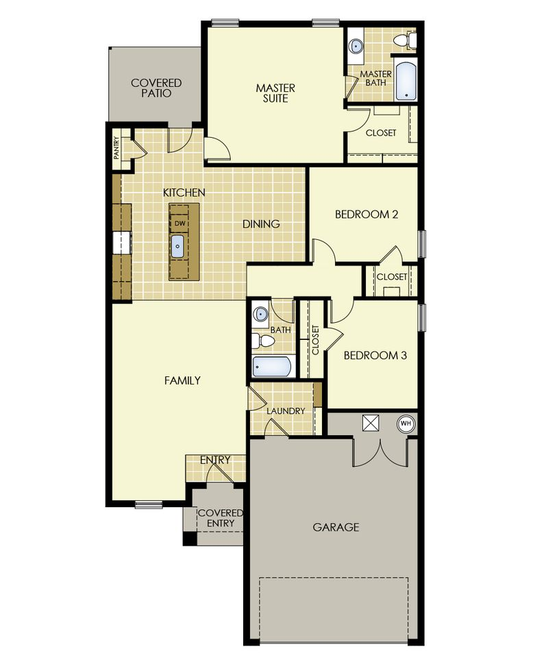 Dorris Floor Plan