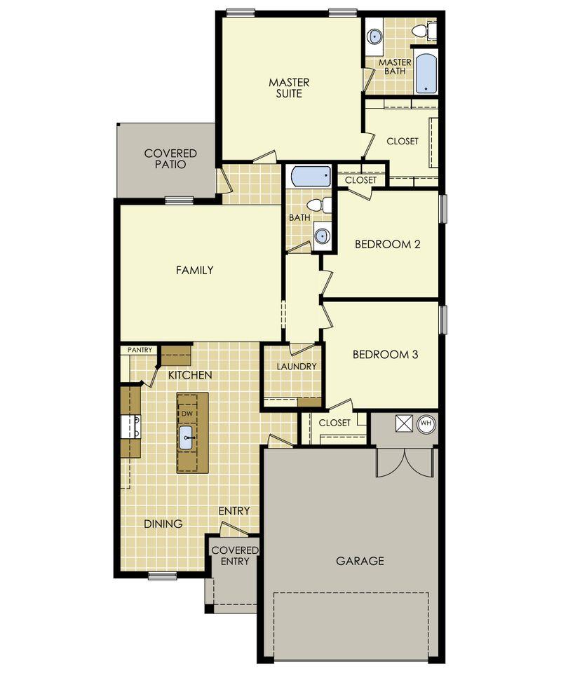 Kaylee Floor Plan