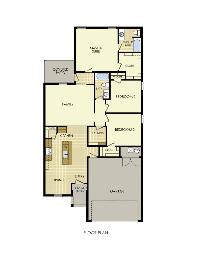 Kaylee Floor Plan