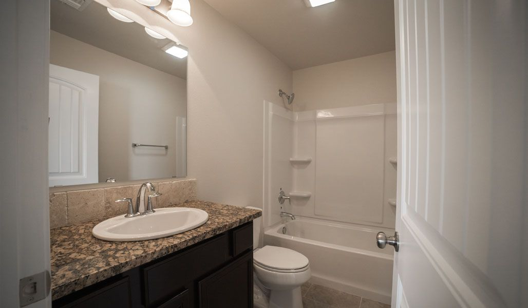 Bathroom featured in the Laura By Betenbough Homes in Amarillo, TX