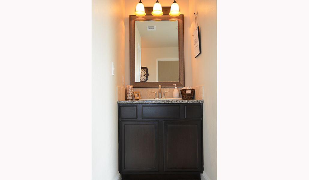 Bathroom featured in the Nikki By Betenbough Homes in Midland-Odessa, TX