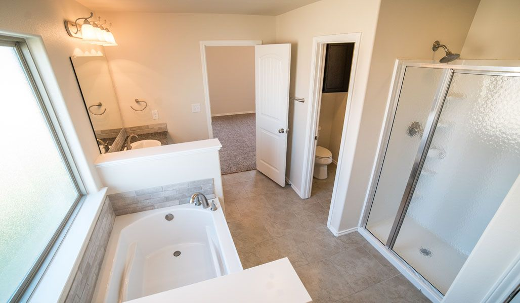 Bathroom featured in the Diane By Betenbough Homes in Midland-Odessa, TX
