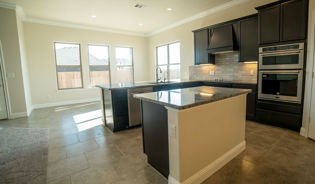 Kitchen featured in the Carol Anne By Betenbough Homes in Midland-Odessa, TX