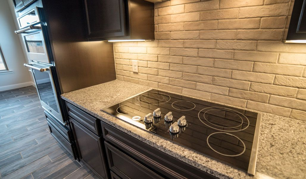 Kitchen featured in the Renee By Betenbough Homes in Midland-Odessa, TX