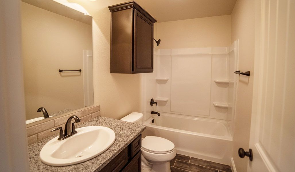 Bathroom featured in the Renee By Betenbough Homes in Midland-Odessa, TX