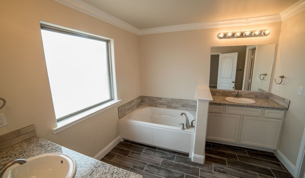 Bathroom featured in the Liliana By Betenbough Homes in Midland-Odessa, TX