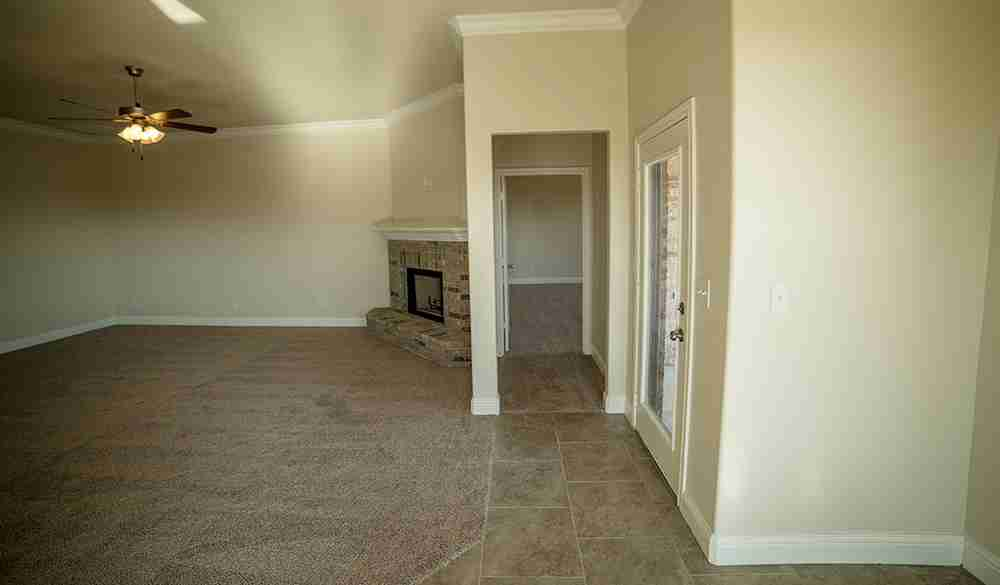 Sequestered Master Suite