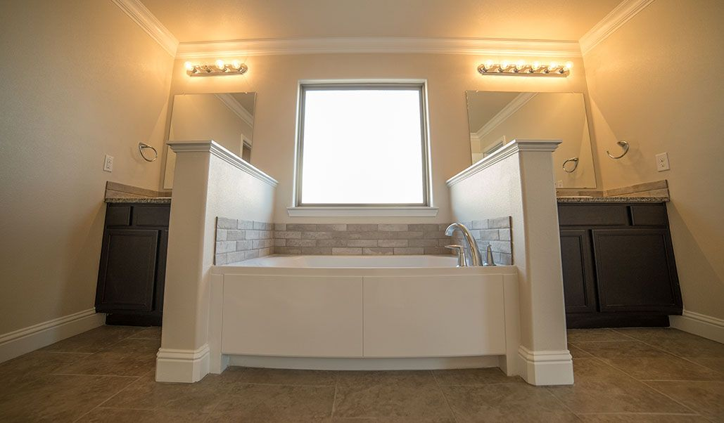 Bathroom featured in the Sophia By Betenbough Homes in Amarillo, TX