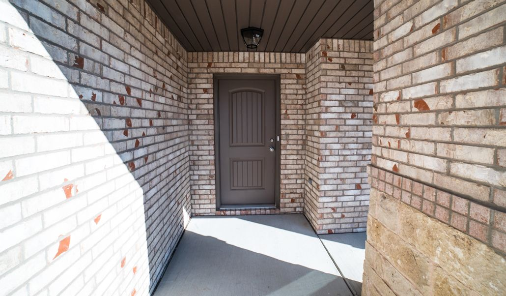 Exterior featured in the Regan By Betenbough Homes in Midland-Odessa, TX
