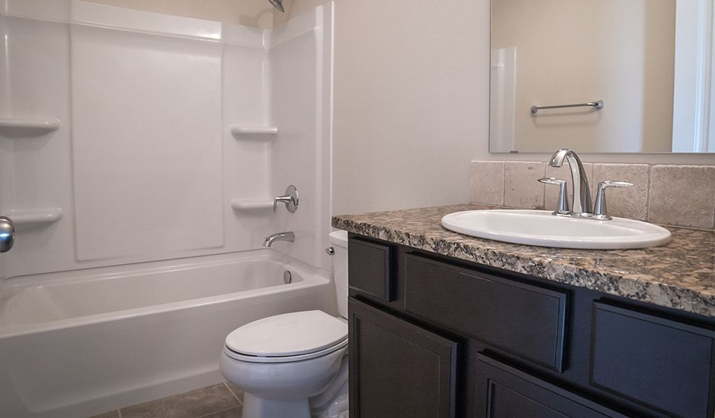 Bathroom featured in the Tiffany By Betenbough Homes in Midland-Odessa, TX