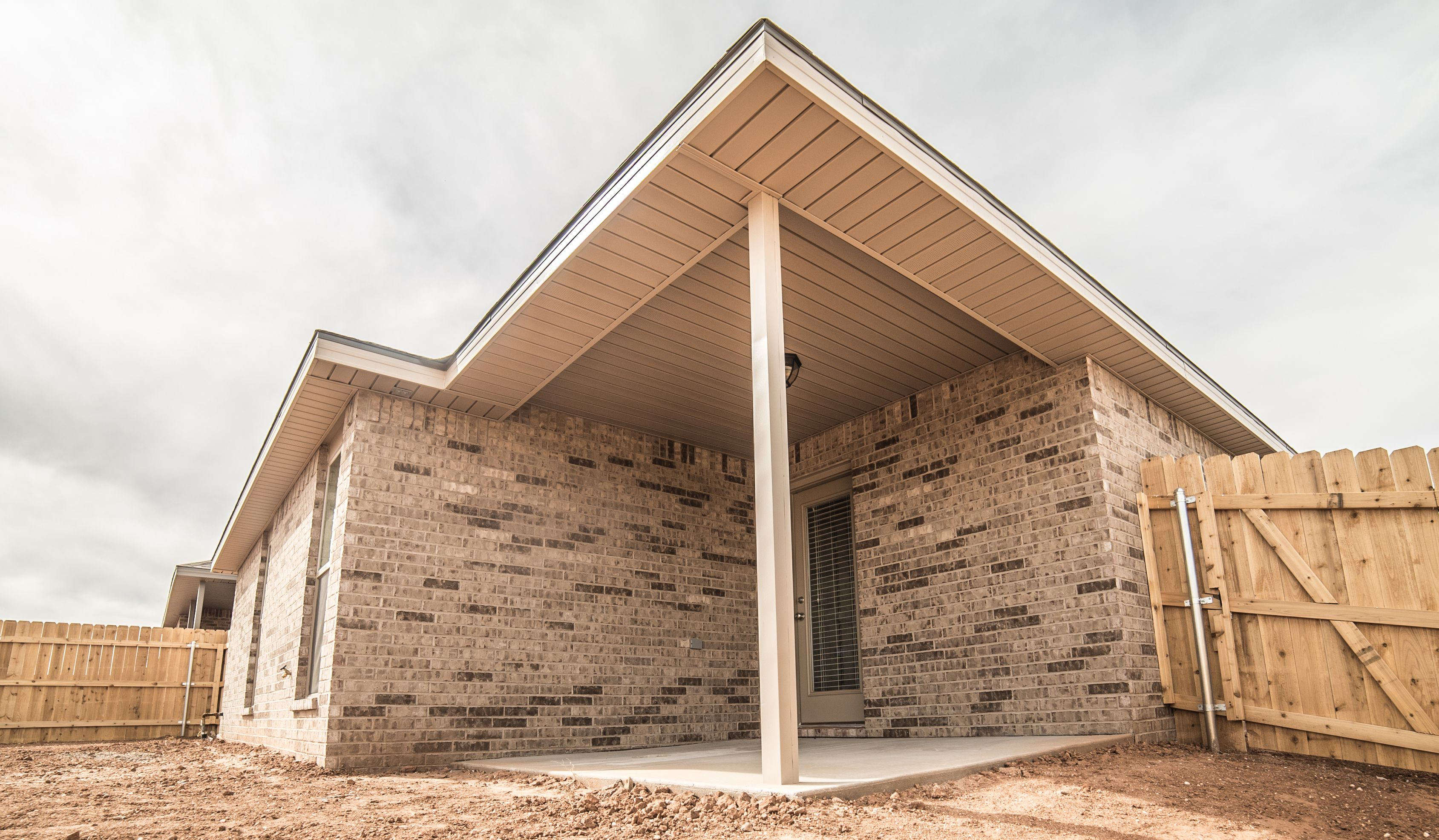 Exterior featured in the Dorris By Betenbough Homes in Midland-Odessa, TX