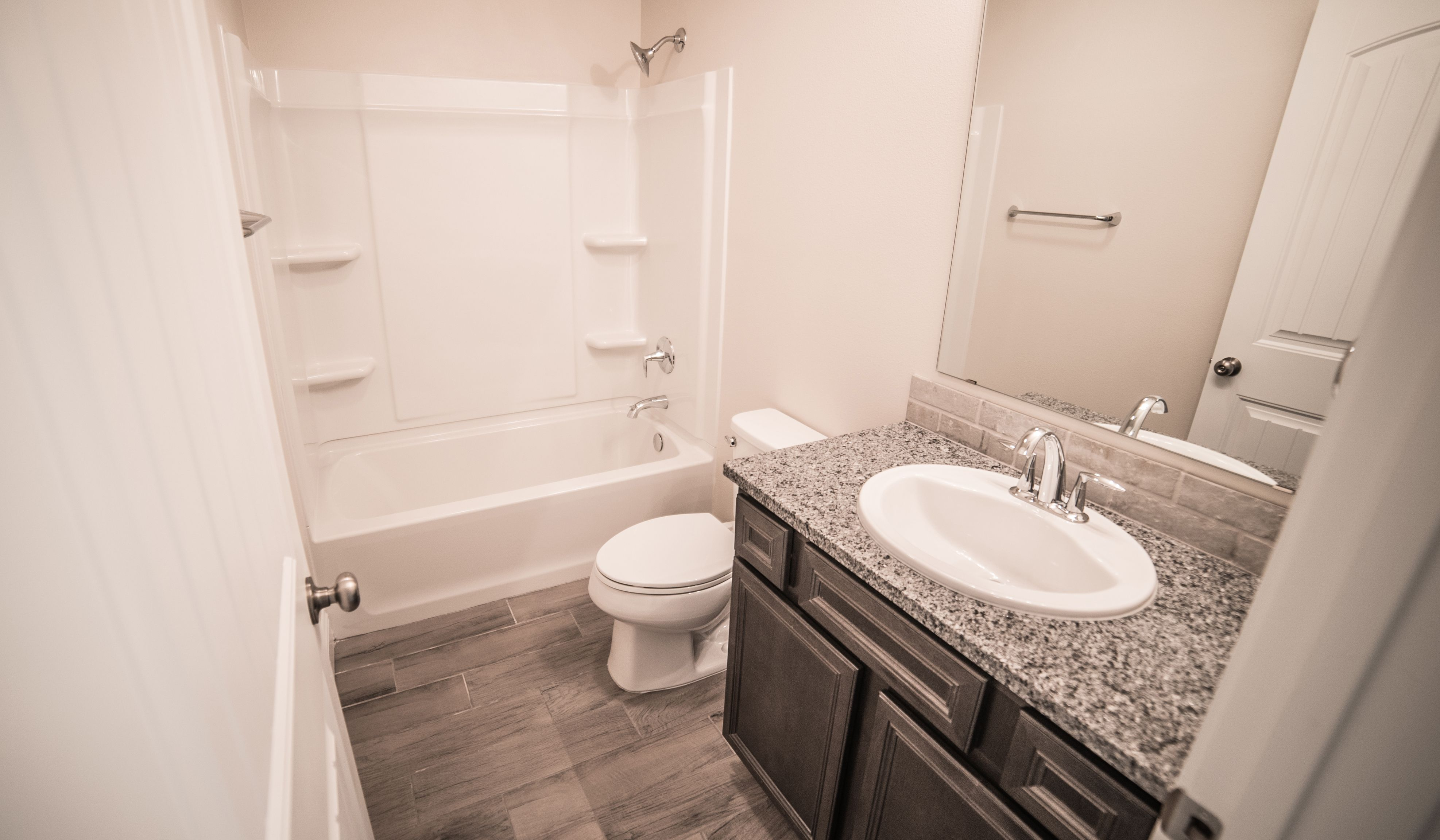 Bathroom featured in the Dorris By Betenbough Homes in Midland-Odessa, TX