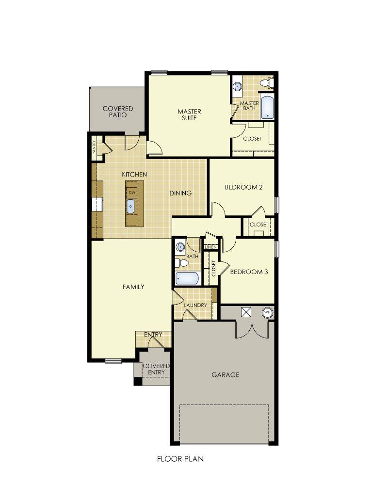 Dorris Floor Plan