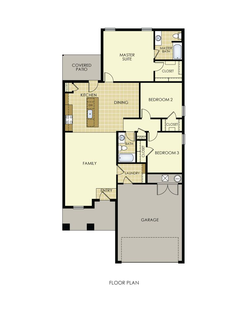 Tiffany Floor Plan