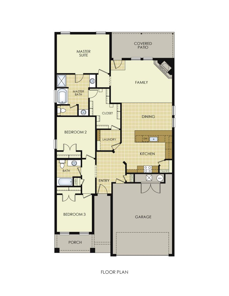 Bethany floor plan