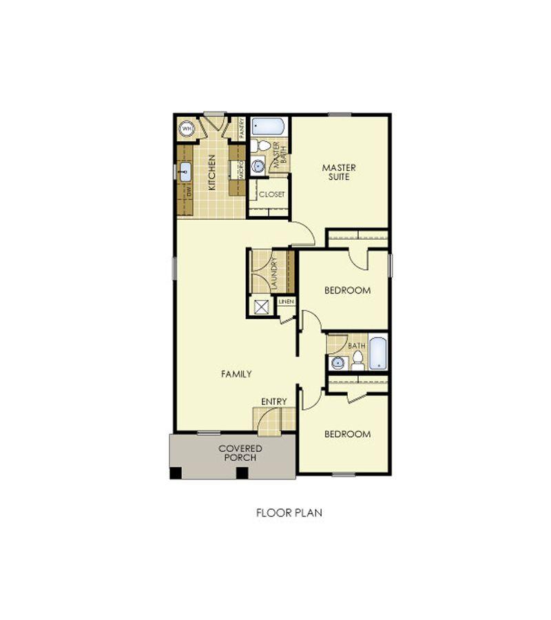NL 1247 KB 2 Floor Plan