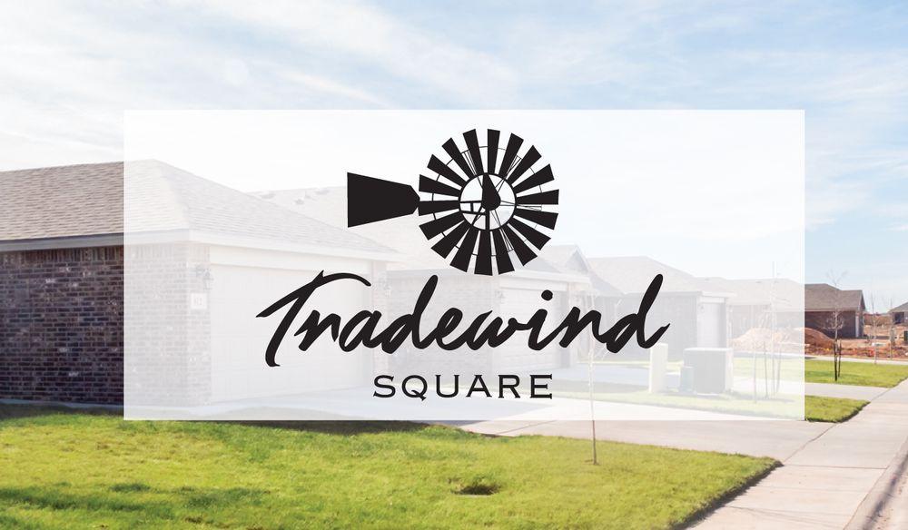 Tradewind Square Community Logo