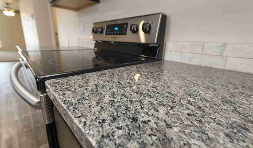 April Kitchen Granite