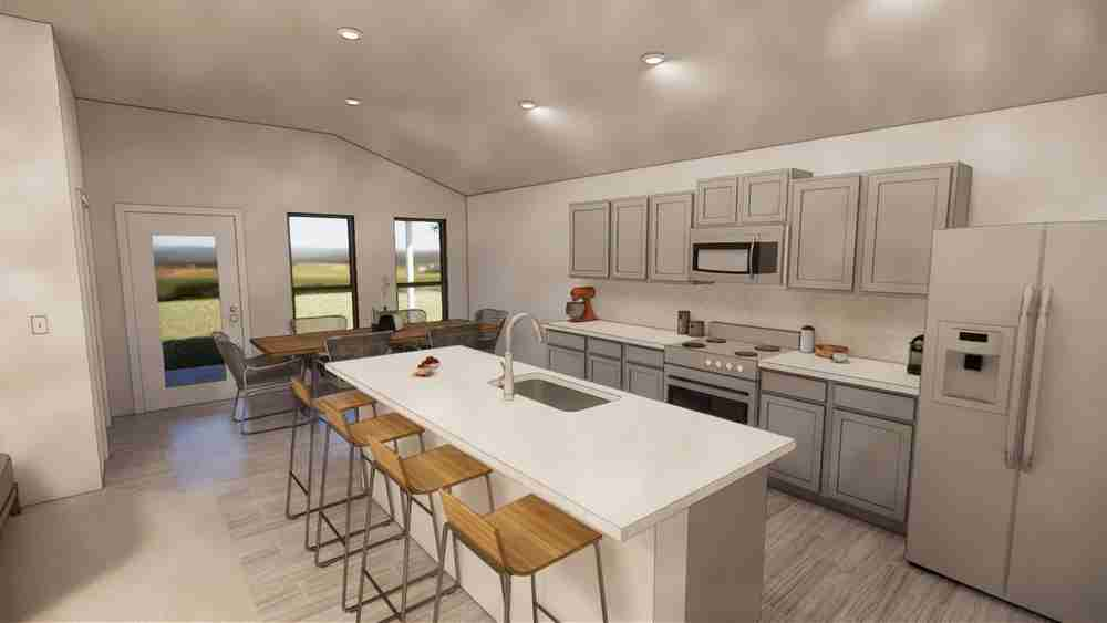 1600 Kitchen