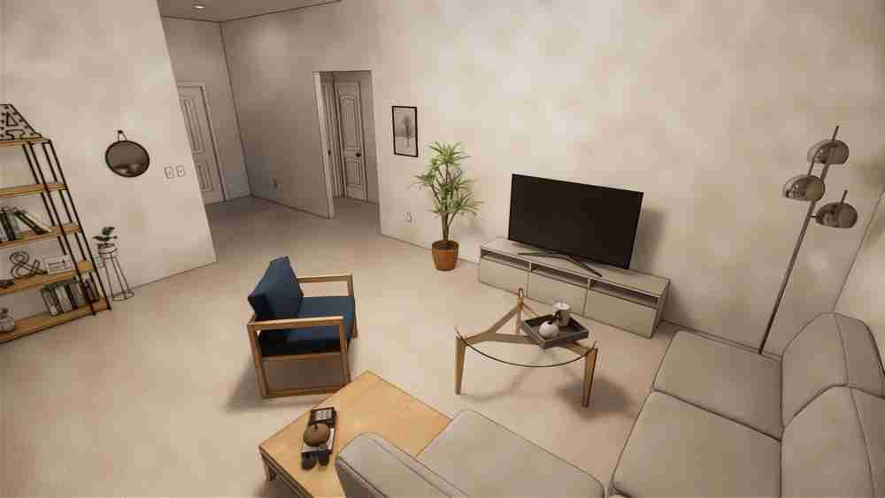 1600 Living Area