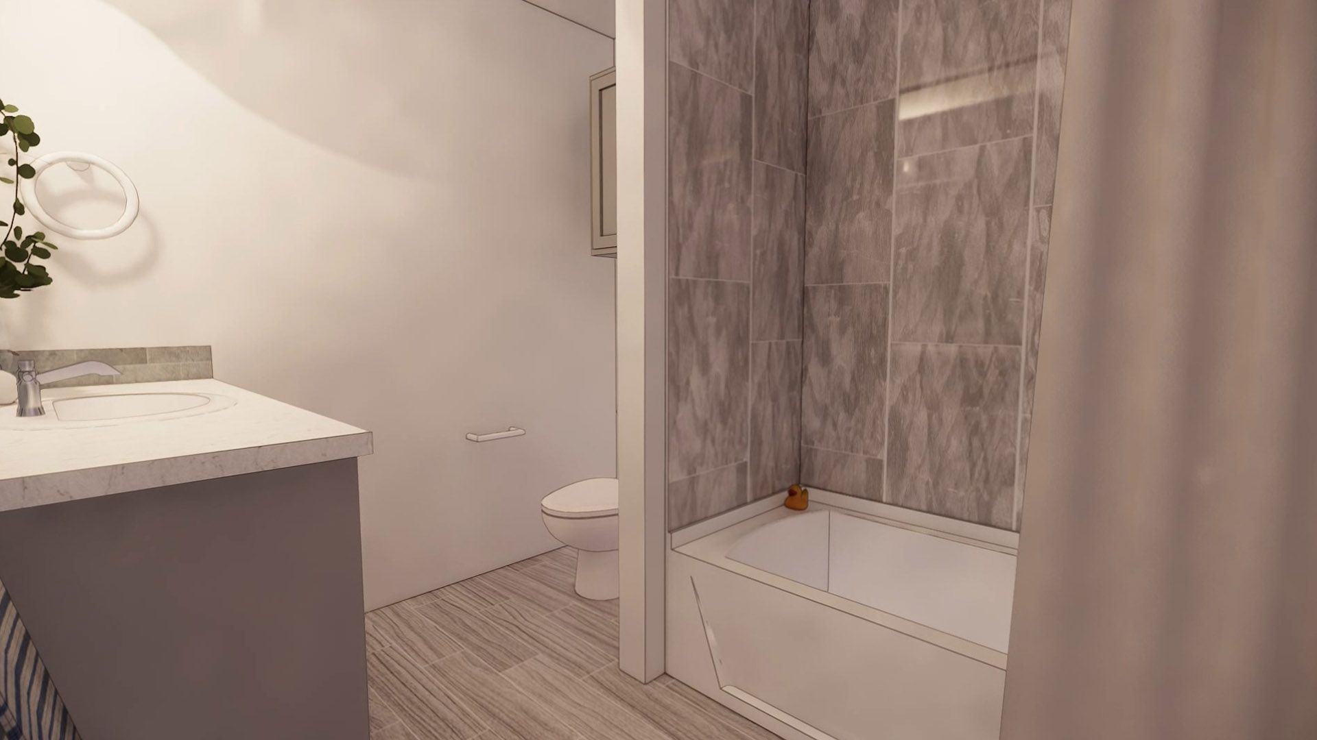 Bathroom featured in the Adalynn By Betenbough Homes in Midland-Odessa, TX