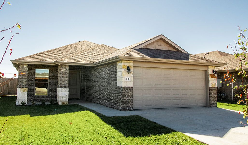 'Saturn Terrace' by Betenbough Homes - Amarillo in Amarillo