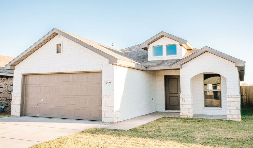 'The Meadows' by Betenbough Homes - Amarillo in Amarillo