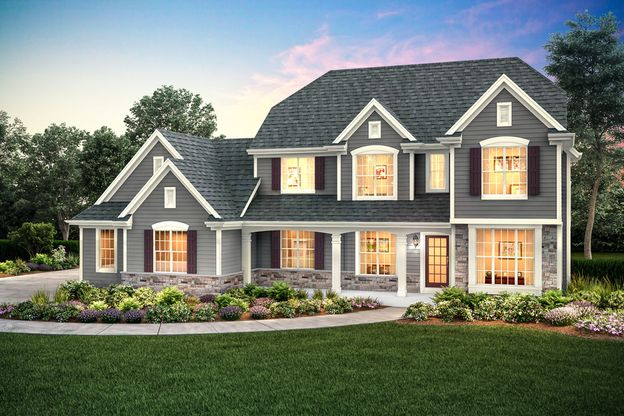 The Stratford, Plan 2587 Plan, Germantown, Wisconsin 53022 ... on