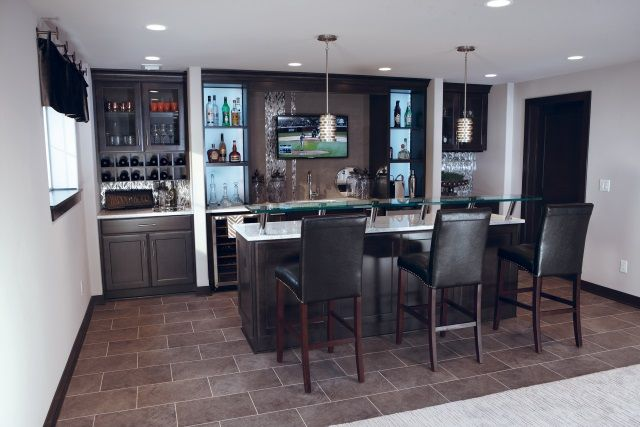 Living Area featured in The Clemont, Plan 2043 By Bielinski Homes, Inc. in Ozaukee-Sheboygan, WI