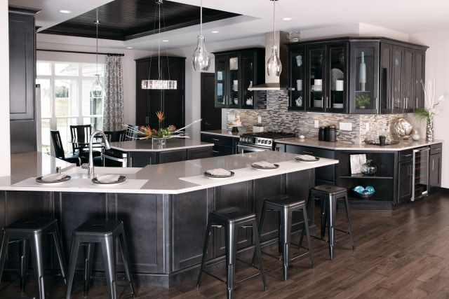 Kitchen featured in The Clemont, Plan 2043 By Bielinski Homes, Inc. in Ozaukee-Sheboygan, WI