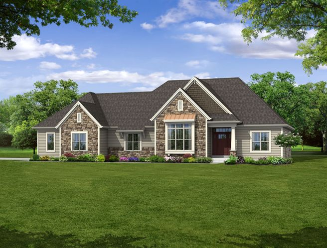 The Clemont, Plan 2222