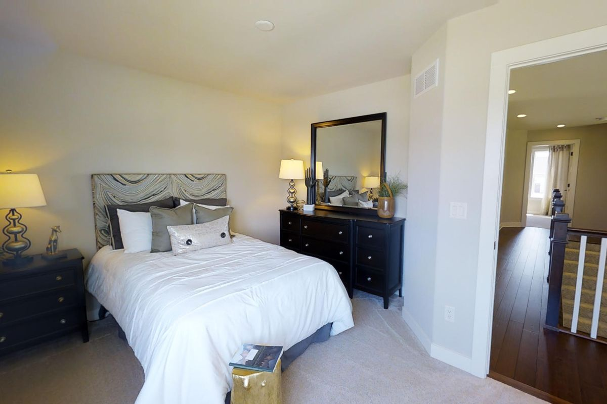 Bedroom featured in The Charlotte, Plan 2560 By Bielinski Homes, Inc. in Washington-Fond du Lac, WI