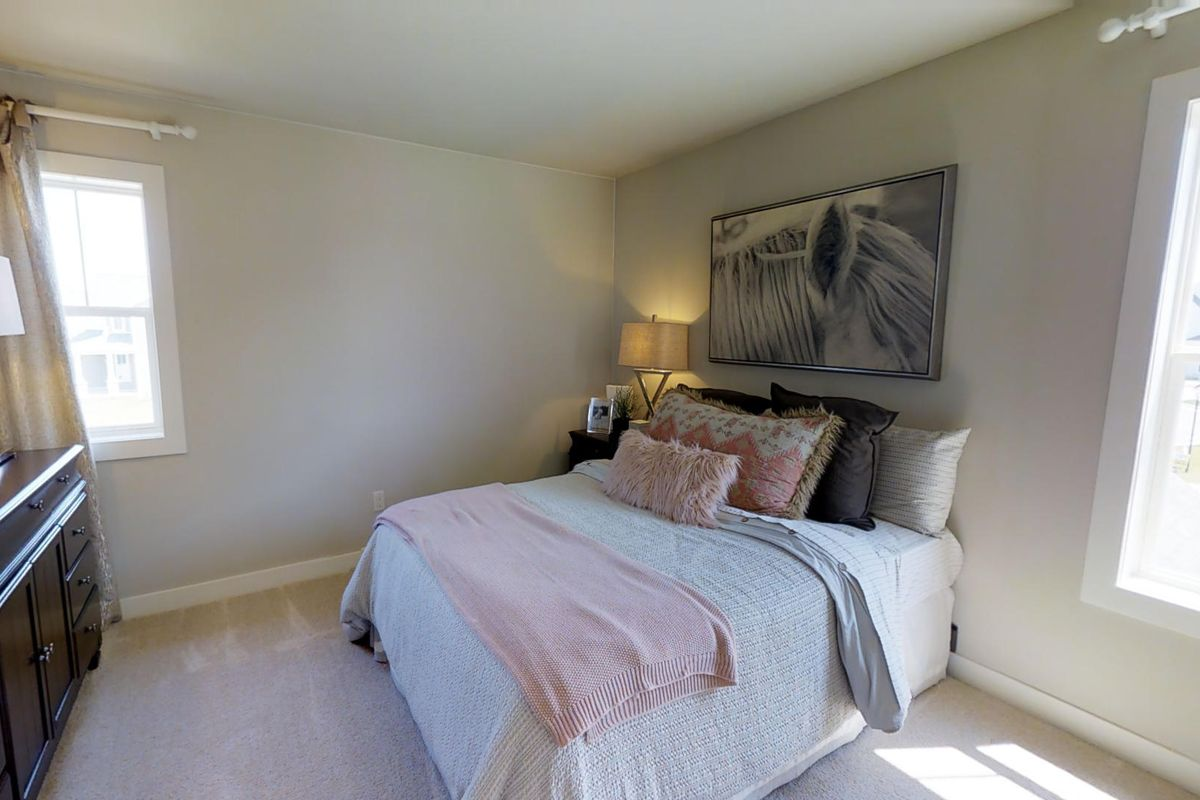 Bedroom featured in The Charlotte, Plan 2560 By Bielinski Homes, Inc. in Milwaukee-Waukesha, WI