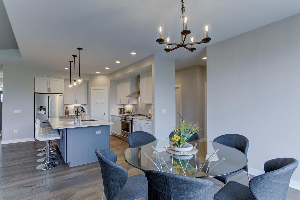 Kitchen featured in The Brooklynn, Plan 2315 By Bielinski Homes, Inc. in Washington-Fond du Lac, WI