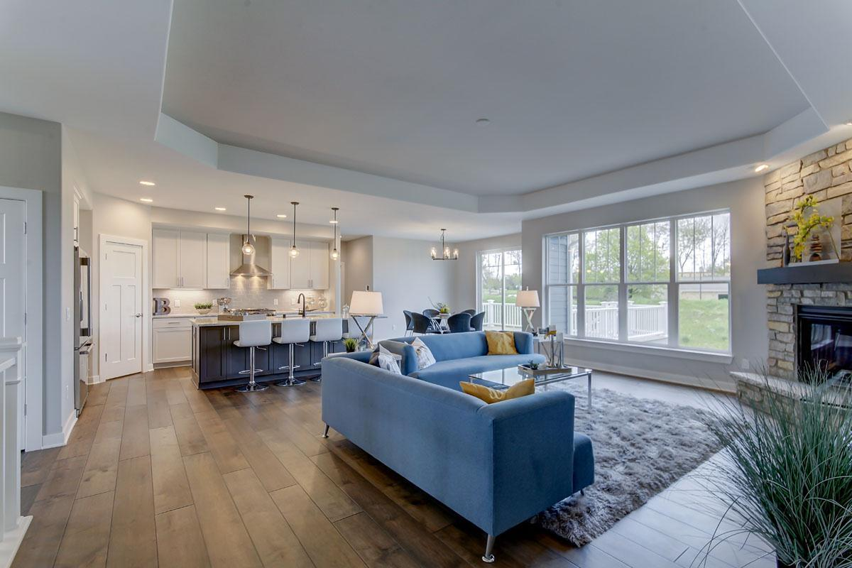 Living Area featured in The Brooklynn, Plan 2315 By Bielinski Homes, Inc.