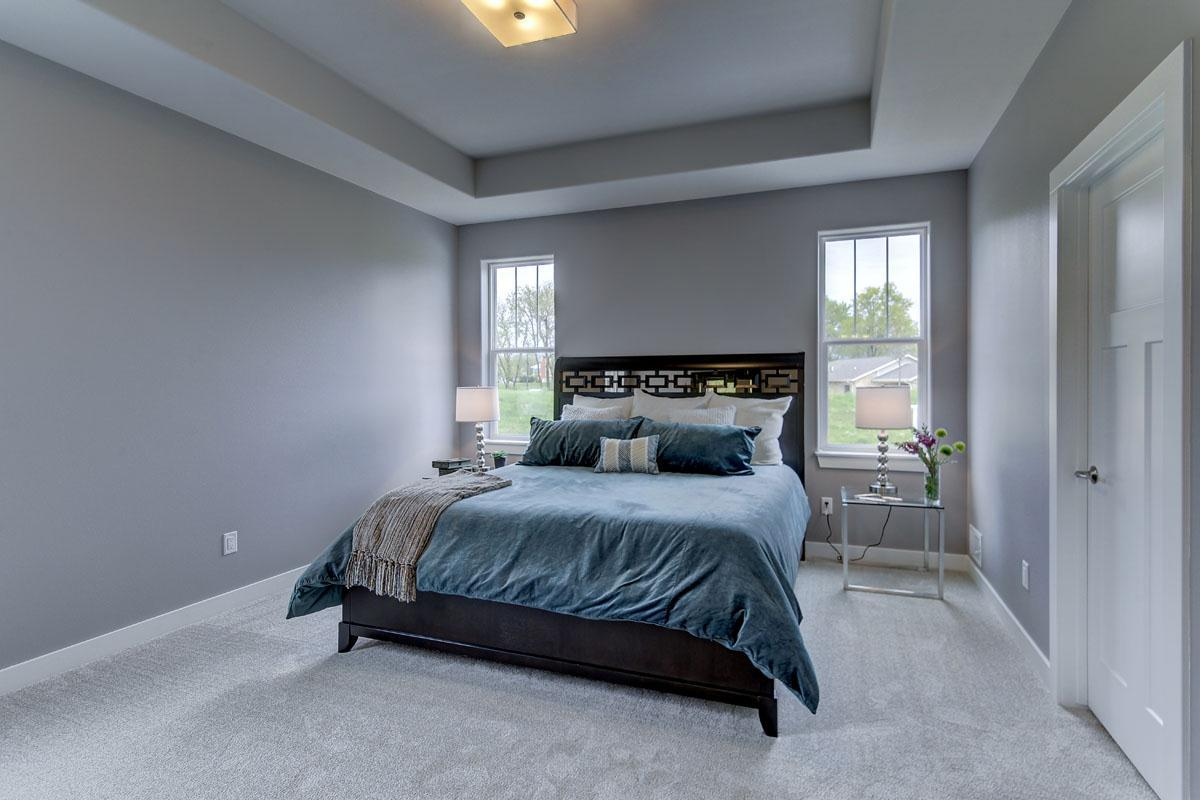 Bedroom featured in The Brooklynn, Plan 2315 By Bielinski Homes, Inc. in Washington-Fond du Lac, WI