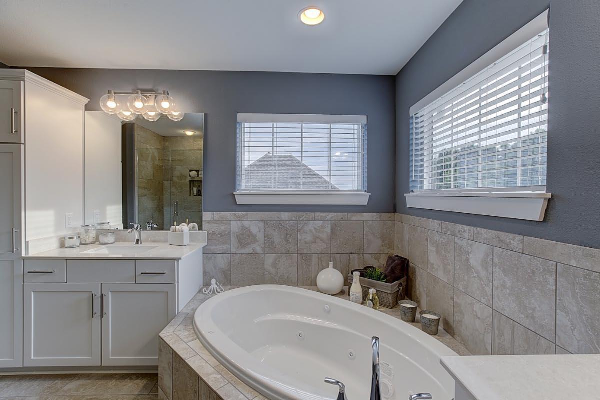 Bathroom featured in The Franklin, Plan 2526 By Bielinski Homes, Inc. in Washington-Fond du Lac, WI