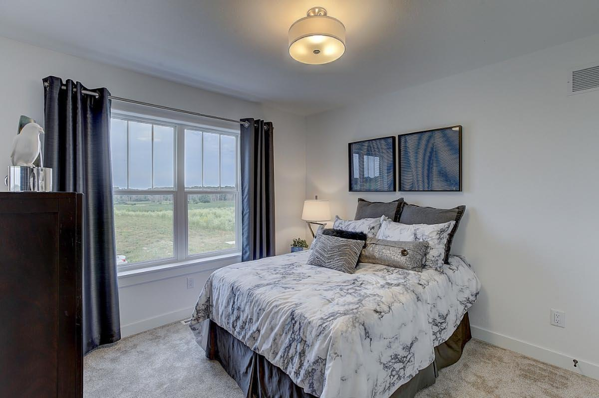 Bedroom featured in The Franklin, Plan 2526 By Bielinski Homes, Inc. in Milwaukee-Waukesha, WI