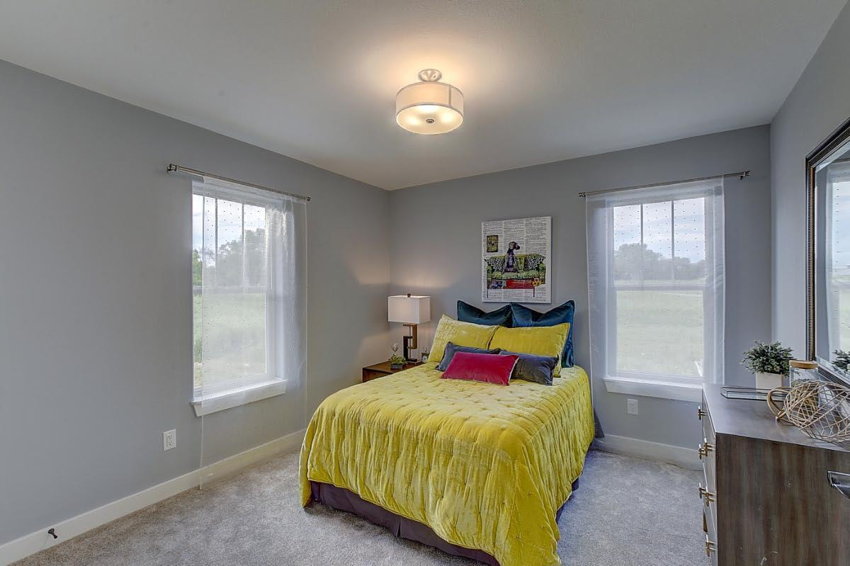 Bedroom featured in The Franklin, Plan 2526 By Bielinski Homes, Inc. in Washington-Fond du Lac, WI