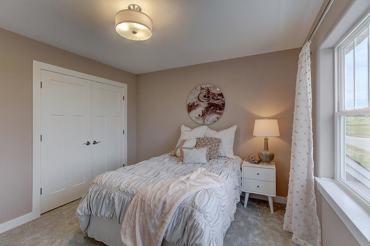 Bedroom featured in The Franklin, Plan 2526 By Bielinski Homes, Inc. in Ozaukee-Sheboygan, WI