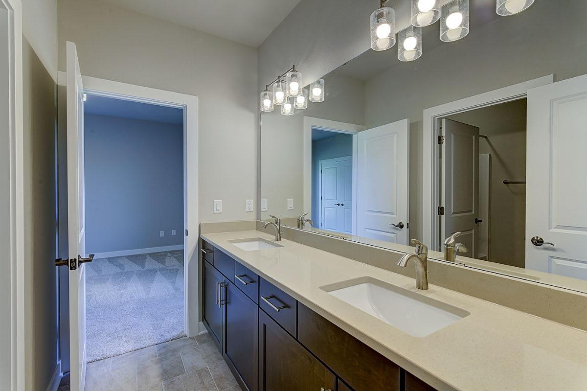 Bathroom featured in The Independence, Plan 2302 By Bielinski Homes, Inc.