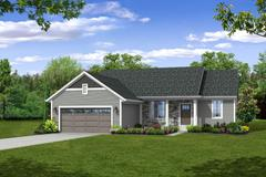 2876 Lakeview Drive (The Sophia, Plan 1625)