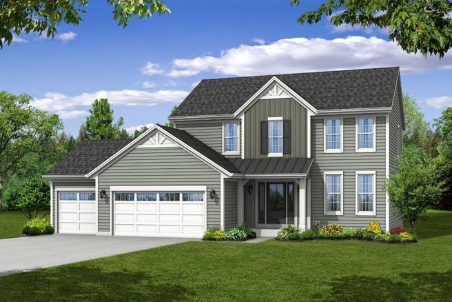 726 Belmont Drive (The Elise, Plan 2025)