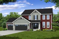 2864 Lakeview Drive (The Elise, Plan 2203)