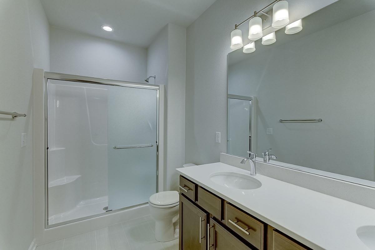 Bathroom featured in The Lauren, Plan 1653 By Bielinski Homes, Inc. in Racine, WI