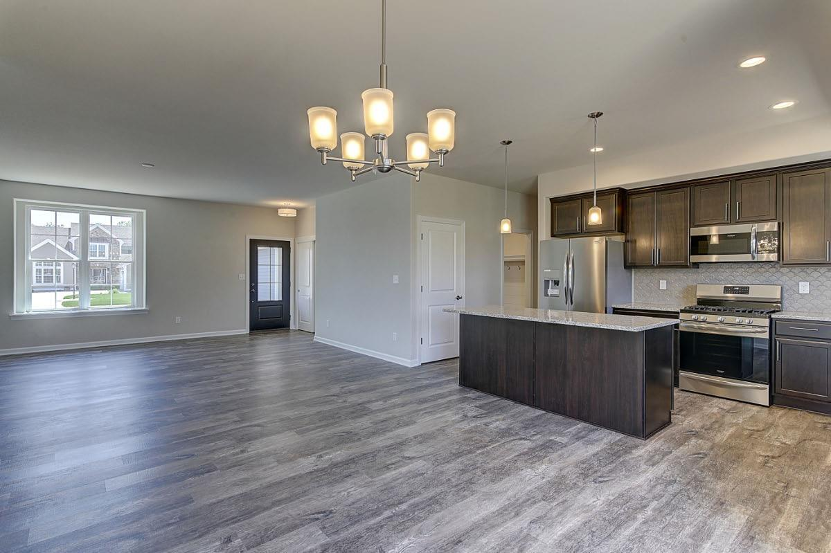 Kitchen featured in The Rylee, Plan 1616 By Bielinski Homes, Inc. in Racine, WI