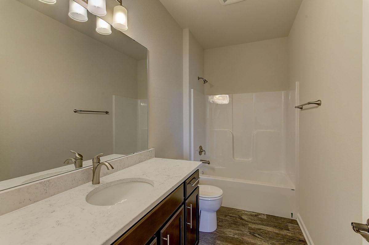 Bathroom featured in The Rylee, Plan 1616 By Bielinski Homes, Inc. in Racine, WI