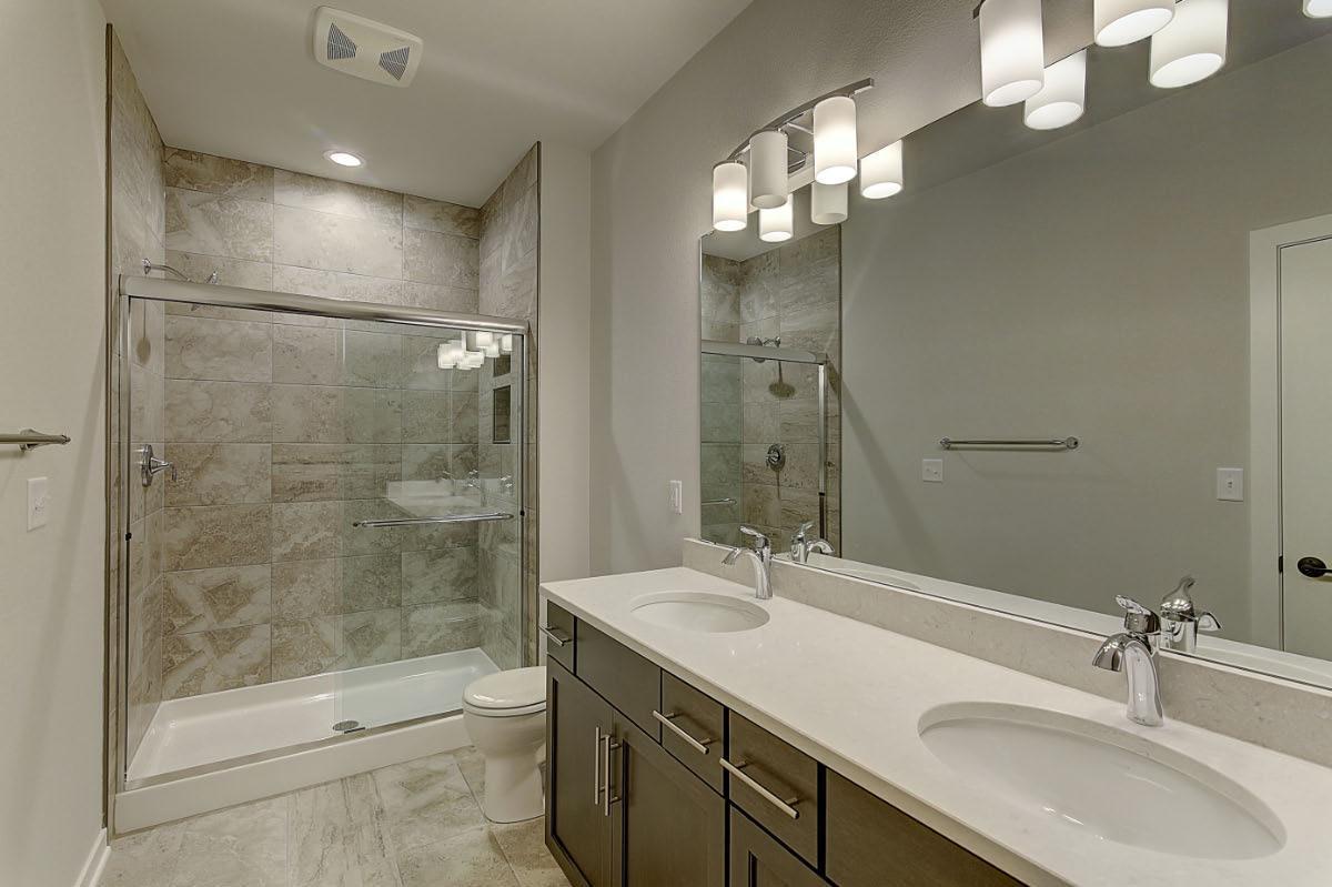Bathroom featured in The Peyton, Plan 1880 By Bielinski Homes, Inc. in Milwaukee-Waukesha, WI